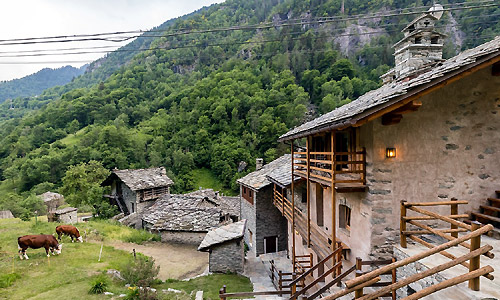 Bed and breakfast Li Tzatagni